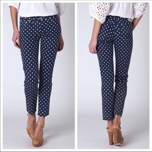 AG The Stevie Ankle Polka Dot size 29